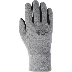 ザ ノースフェイス The North Face レディース 手袋・グローブ 【TKA 100 Glacier Glove】TNF Medium Grey Heather