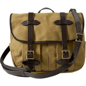 フィルソン Filson レディース バッグ 【Medium Field Bag】Tan
