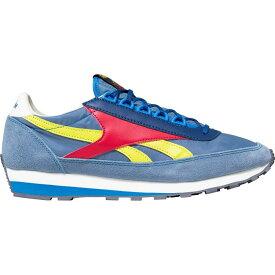 リーボック Reebok メンズ スニーカー シューズ・靴【Aztec OG Shoe】Slate/Easy Blue/Batik Blue/Hyper Green/Red