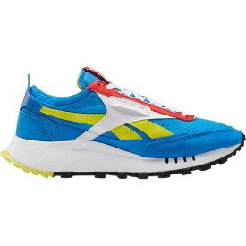 リーボック Reebok メンズ スニーカー シューズ・靴【CL Legacy Sneaker】Dynamic Blue/Horizon Blue/Instinct Red