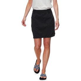マウンテンハードウェア Mountain Hardwear レディース スカート 【Dynama Skirt】Black