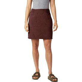 マウンテンハードウェア Mountain Hardwear レディース スカート 【Dynama Skirt】Washed Raisin