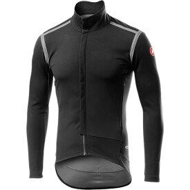 カステリ Castelli メンズ 自転車 トップス【Perfetto RoS Long - Sleeve Jersey】Light Black
