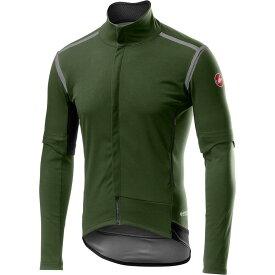 カステリ Castelli メンズ 自転車 ジャケット アウター【Perfetto RoS Convertible Jacket】Military Green