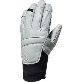バックカントリー Backcountry レディース 手袋・グローブ 【Gore - Tex Glove】Glacier Gray