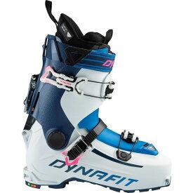 ダイナフィット Dynafit レディース スキー・スノーボード ブーツ シューズ・靴【Hoji PU Ski Boot】White/Poseidon