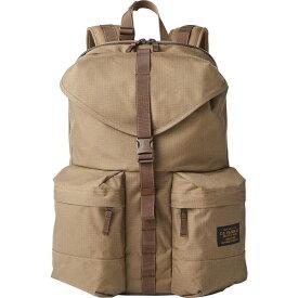 フィルソン Filson レディース バックパック・リュック バッグ【Ripstop Nylon Backpack】Field Tan