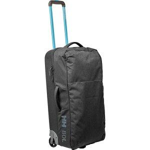 ヘリーハンセン Helly Hansen レディース スーツケース・キャリーバッグ バッグ【Expedition Trolley 2.0 80L Rolling Bag】Ebony