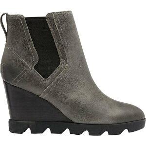 ソレル Sorel レディース ブーツ チェルシーブーツ シューズ・靴【Joan Uptown Chelsea Boot】Quarry