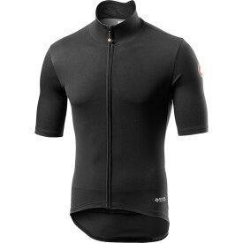 カステリ Castelli メンズ 自転車 トップス【Perfetto RoS Light Jersey】Light Black