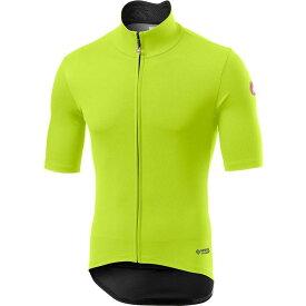 カステリ Castelli メンズ 自転車 トップス【Perfetto RoS Light Jersey】Yellow Fluo