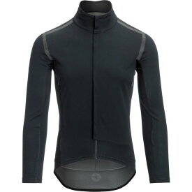 カステリ Castelli メンズ 自転車 トップス【Perfetto RoS Black Out Long - Sleeve Jersey】Light Black/Reflex