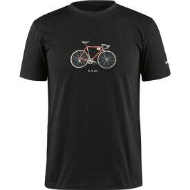 ルイガノ Louis Garneau メンズ 自転車 ショートパンツ トップス【Mill Short - Sleeve T - Shirt】Black 1900