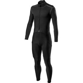 カステリ Castelli メンズ トライアスロン トップス【Sanremo RoS Thermosuit】Light Black Reflex