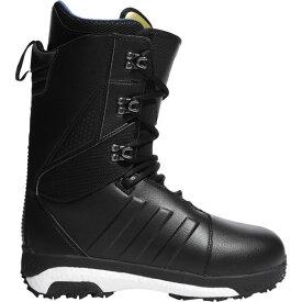 アディダス Adidas レディース スキー・スノーボード ブーツ シューズ・靴【Tactical ADV Snowboard Boot】Core Black/Core Black/FTWR White
