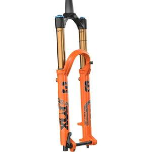 フォックス レーシング ショックス FOX Racing Shox レディース 自転車 グリップ【36 Float 27.5 Grip 2 Factory Boost Fork】Shiny Orange/160mm