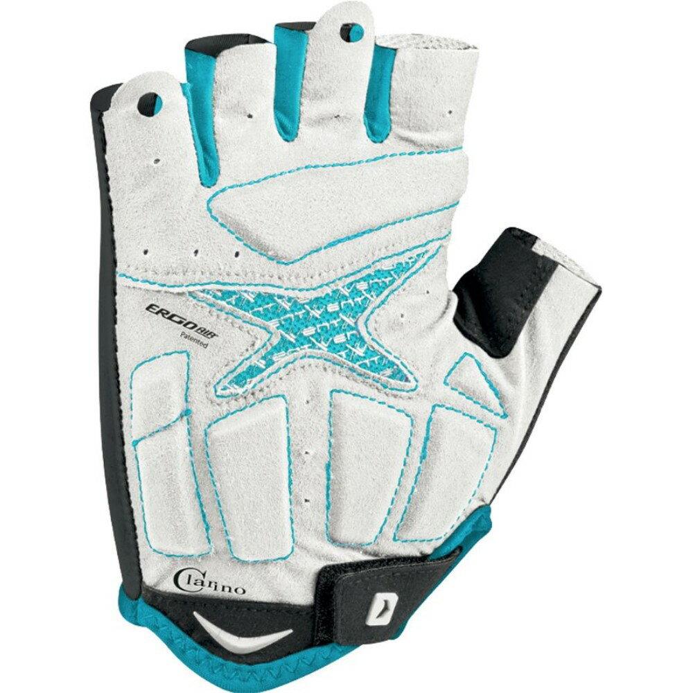 イルスガーナー Louis Garneau レディース アクセサリー 手袋【Mondo Sprint Gloves】Black/White/Cyan