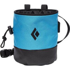 ブラックダイヤモンド Black Diamond レディース クライミング チョークバッグ【Mojo Zip Chalk Bag】Azul