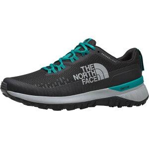 ザ ノースフェイス The North Face レディース ランニング・ウォーキング シューズ・靴【Ultra Traction Futurelight Trail Running Shoe】TNF Black/Jaiden Green