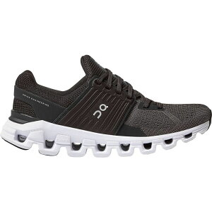 オン On レディース ランニング・ウォーキング シューズ・靴【Cloudswift Running Shoe】Black/Rock