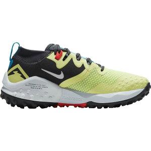 ナイキ Nike レディース ランニング・ウォーキング シューズ・靴【Wildhorse 7 Trail Running Shoe】Limelight/Off Noir Laser Blue Chile Red