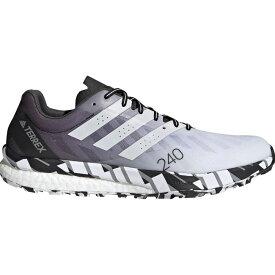 アディダス Adidas Outdoor メンズ ランニング・ウォーキング シューズ・靴【Terrex Speed Ultra Trail Running Shoe】Ftwr White/Crystal White/Core Black