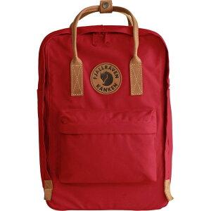 フェールラーベン Fjallraven メンズ バックパック・リュック カンケン バッグ【Kanken No.2 15in Laptop Backpack】Deep Red