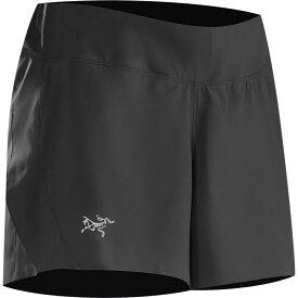 アークテリクス Arc'teryx レディース スカート カジュアルスカート【Lyra Skort】Black