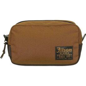フィルソン Filson ユニセックス ポーチ 【Travel Pack】Whiskey
