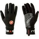 カステリ Castelli メンズ サイクリング グローブ【Lightness Glove】Black