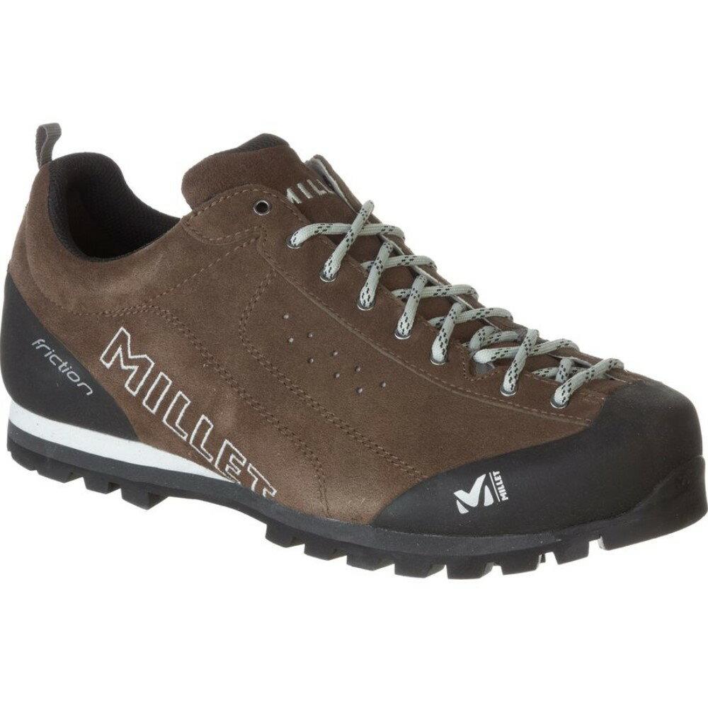 ミレー Millet メンズ 登山 シューズ・靴【Friction Approach Shoe】Brown