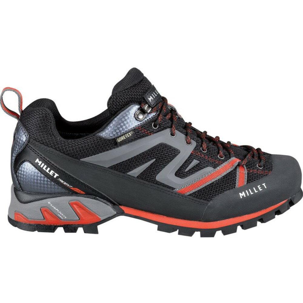 ミレー Millet メンズ 登山 シューズ・靴【Trident GTX Approach Shoe】Black/Noir