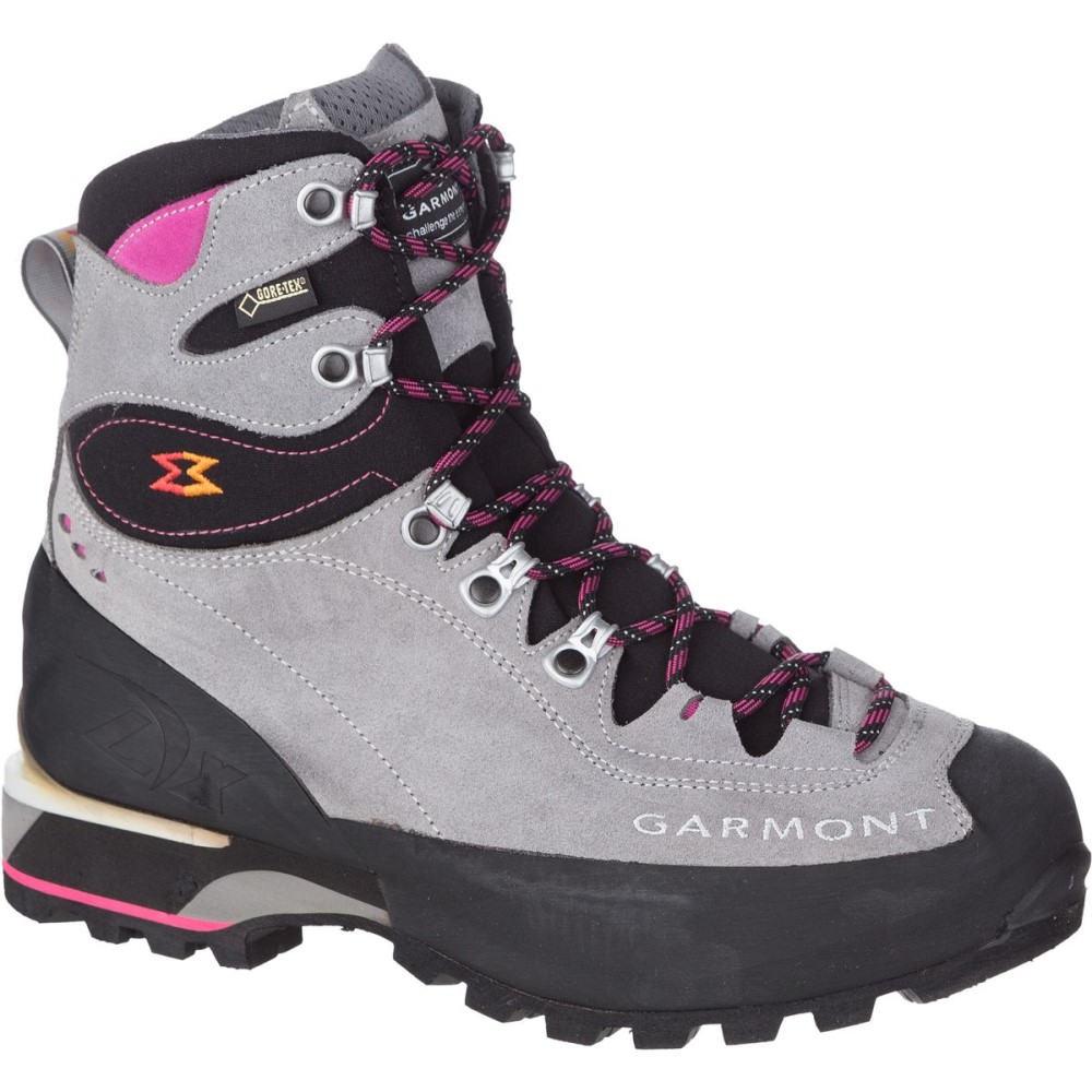 ガルモント Garmont レディース ハイキング シューズ・靴【Tower Plus LX GTX Mountaineering Boot】Grey/Passion