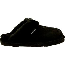 ベアパウ Bearpaw レディース シューズ・靴 スリッパ【Loki II Slipper】Black