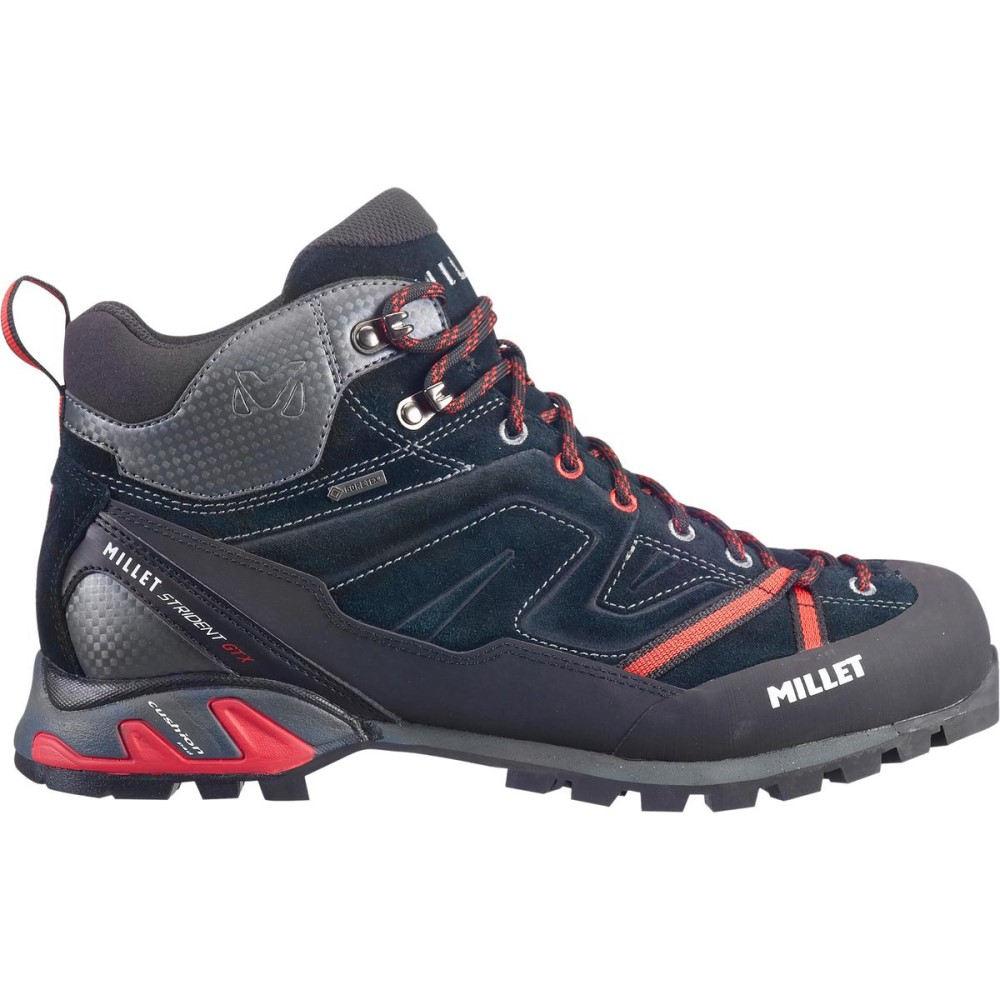 ミレー Millet メンズ ハイキング シューズ・靴【Super Trident GTX Shoe】Black/Noir