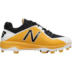 ニューバランス New Balance メンズ 野球 スパイク シューズ・靴【4040 v4 tpu baseball cleats】Yellow/Black