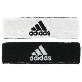 アディダス adidas ユニセックス ヘアアクセサリー【Interval Reversible Headband - 2'】Black/White