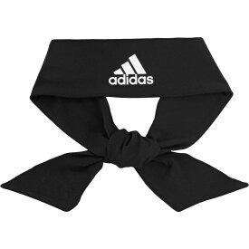アディダス adidas ユニセックス ヘアアクセサリー【Alphaskin Tie Headband】Black/White