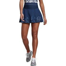 アディダス adidas レディース テニス スカート ボトムス・パンツ【stella mccartney floral tennis skort】Night Indigo