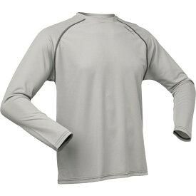 クリフ キーン Cliff Keen メンズ シャツ トップス【mxs loose long sleeve shirt】Grey