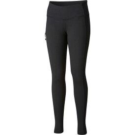 コロンビア Columbia レディース スパッツ・レギンス インナー・下着【luminary leggings】Black