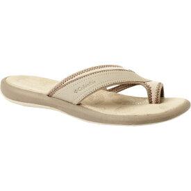 コロンビア Columbia レディース サンダル・ミュール シューズ・靴【kea ii sandals】Ancient Fossil/Wet Sand
