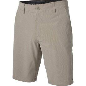 オニール O'Neill メンズ ショートパンツ ボトムス・パンツ【loaded check hybrid shorts】Khaki