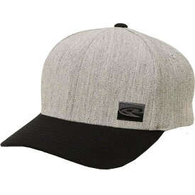 オニール O'Neil メンズ 帽子 【slodown hat】Heather Grey