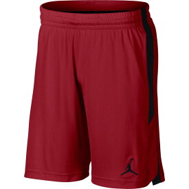 ナイキ ジョーダン Jordan メンズ フィットネス・トレーニング ショートパンツ ボトムス・パンツ【dri-fit 23 alpha training shorts】Gym Red/Black/Black
