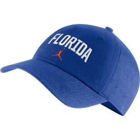 ナイキ ジョーダン Jordan メンズ 帽子 【florida gators blue heritage86 arch wordmark hat】