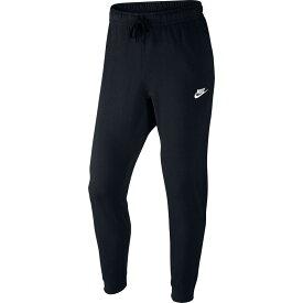 ナイキ Nike メンズ ジョガーパンツ ボトムス・パンツ【jersey lightweight joggers】Black/White