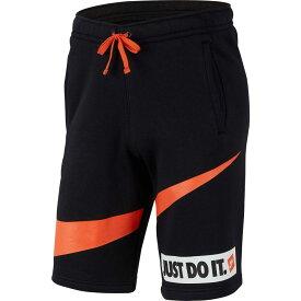 ナイキ Nike メンズ ショートパンツ ボトムス・パンツ【sportswear just do it shorts】Black