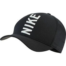 ナイキ Nike メンズ キャップ 帽子【aerobill classic99 golf hat】Black/Black/Sail