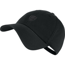 ナイキ Nike メンズ キャップ 帽子【heritage86 golf hat】Black